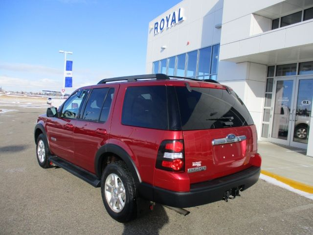 2007 Ford Explorer 4WD 4.0L XLT