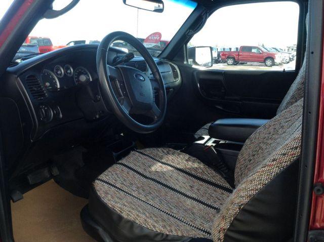2007 Ford Ranger 4 Door Pickup