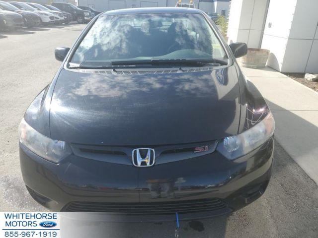 2007 Honda Civic Coupe Si  - Low Mileage