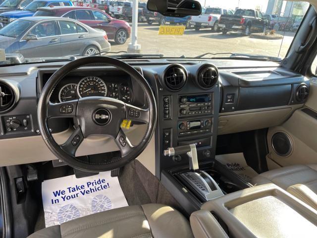 2007 HUMMER H2 4WD 4dr SUV