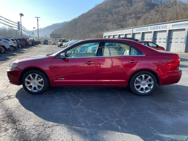 2007 Lincoln MKZ 4dr Sdn FWD