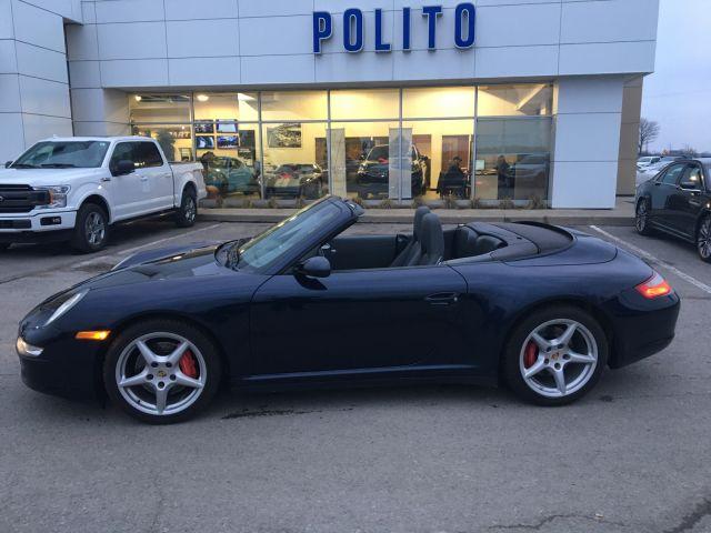 2007 Porsche 911 Carrera 4S Cabriolet