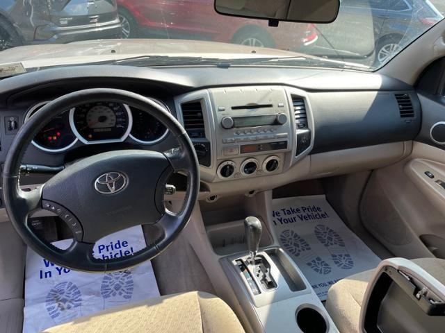 2007 Toyota Tacoma 4WD Double 141 V6 AT