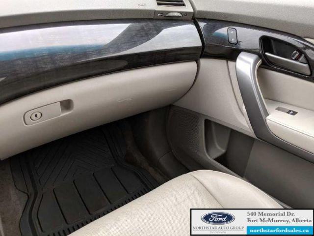 2008 Acura MDX Tech Pkg   3.7L Rem Start Nav Moonroof