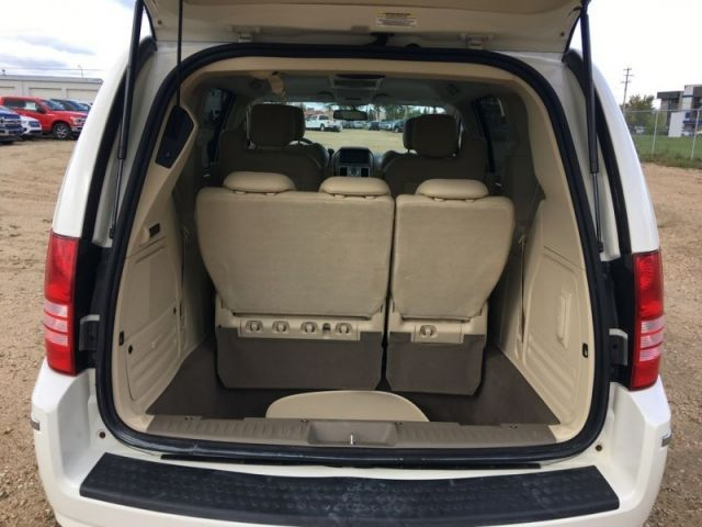 2008 Chrysler Town and Country Liimited