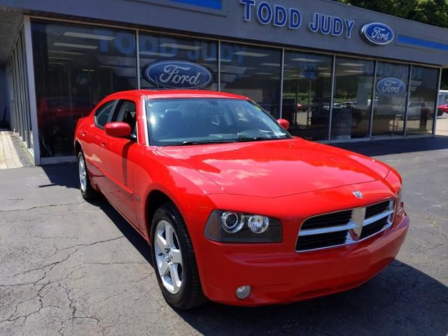 2008 Dodge Charger 4dr Sdn R/T AWD