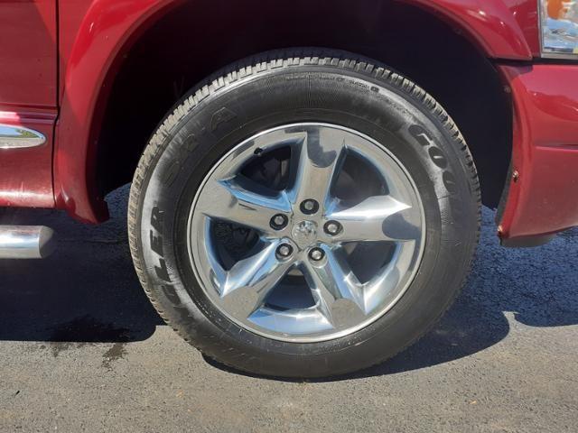 2008 Dodge Ram 1500 4WD Quad Cab 140.5 Laramie