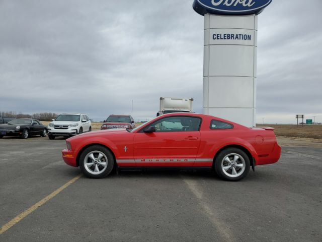 2008 Ford Mustang V6 Coupe!