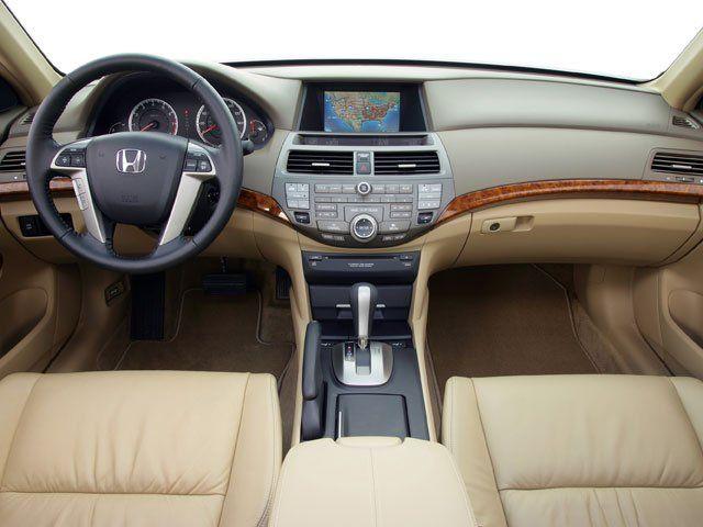 2008 Honda Accord Sdn EX-L