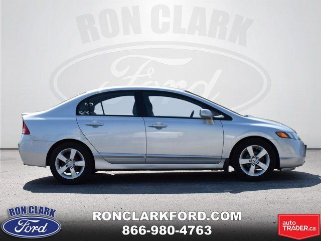 2008 Honda Civic Sdn LX, Clean*, Manual