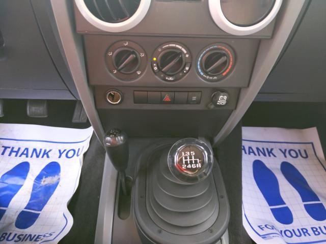 2008 Jeep Wrangler 4WD 2dr Sahara