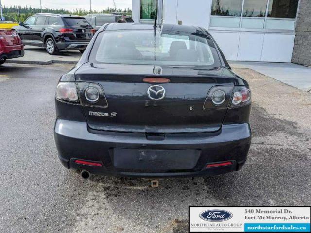 2008 Mazda Mazda3 GS  none