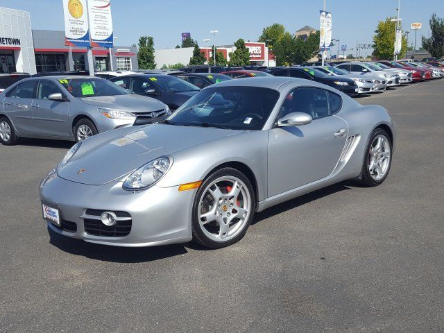 2008 Porsche Cayman For Sale In Ontario Hometown Toyota