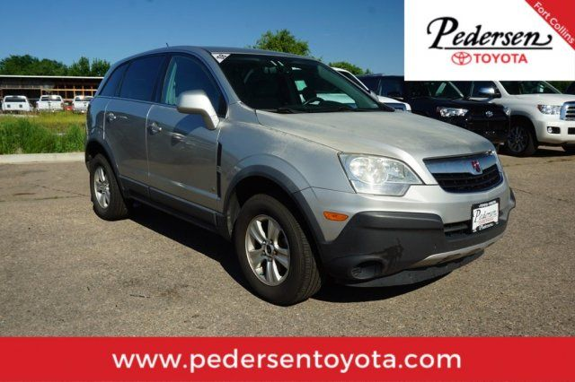 Used 2008 Saturn VUE XE serving CO | Fort Collins Area