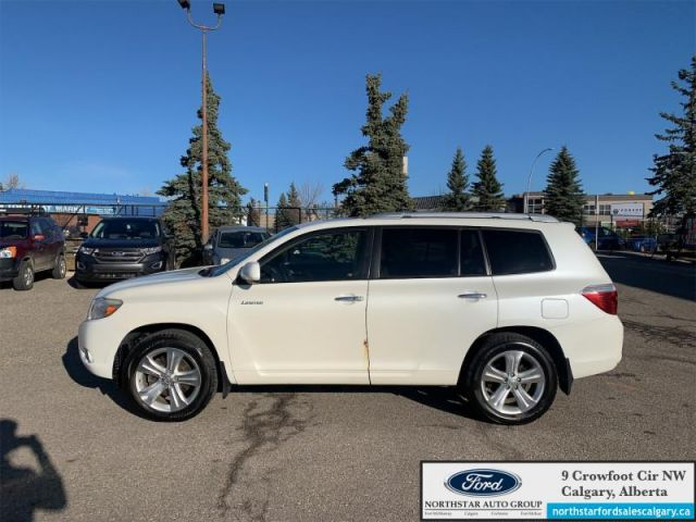 2008 Toyota Highlander Limited  BLACK FRIDAY SPECIAL|LEATHER| SUNROOF| AWD|
