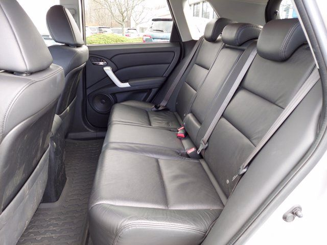 2009 Acura RDX 4DR 4WD AT