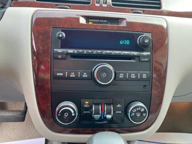 2009 Chevrolet Impala 4dr Sdn LS