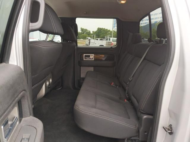 2009 Ford F-150 4WD SuperCrew 157 FX4
