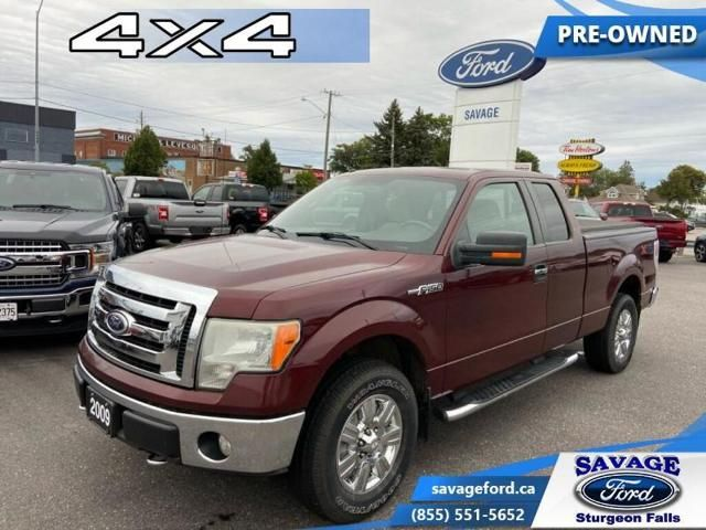 2009 Ford F-150 XLT-CRUISE-RUNNING BOARDS