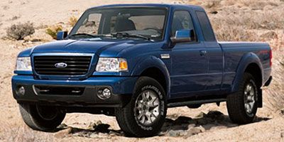 2009 Ford Ranger 2WD SuperCab 126