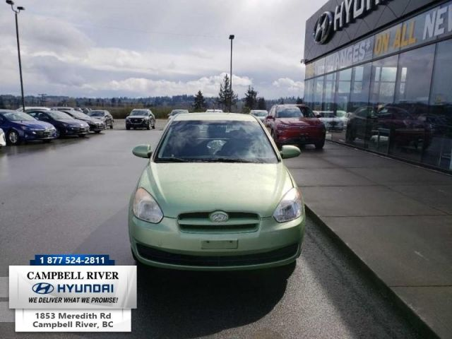 2009 Hyundai Accent ACCENT SE  -Manual Transmission