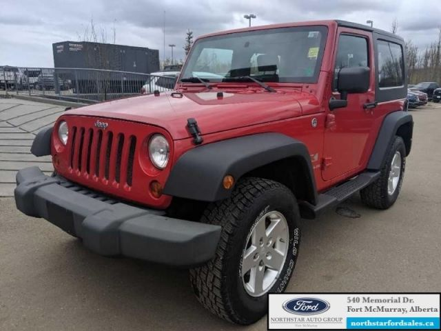 2009 Jeep Wrangler X   4X4|3.8L|Leather Seats