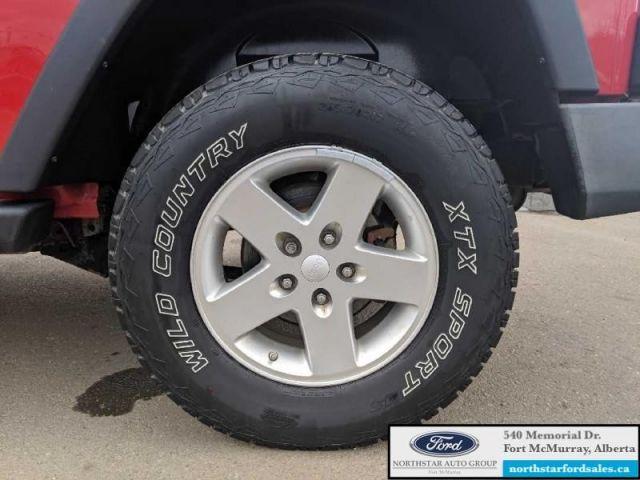 2009 Jeep Wrangler X   4X4|3.8L|Leather Seats