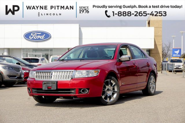 2009 Lincoln MKZ 4dr Sdn AWD