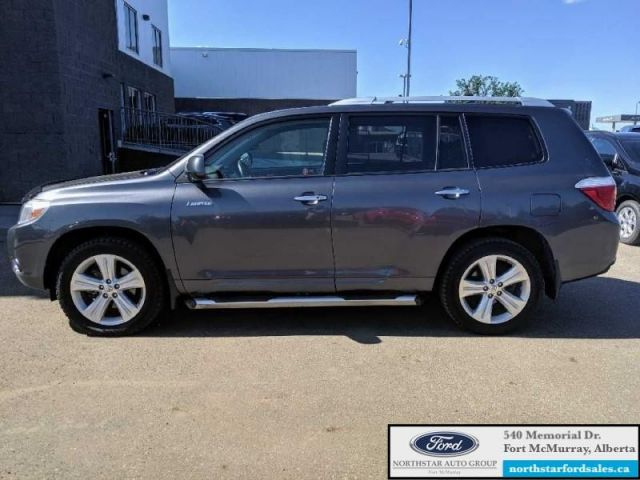 2009 Toyota Highlander V6 Limited  |3.5L|Rem Start|Moonroof|7 Seater