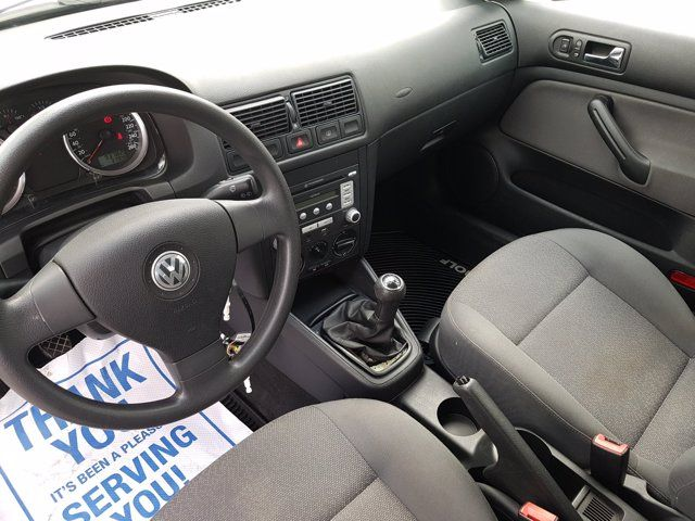 2009 Volkswagen City Golf 4DR HB MAN