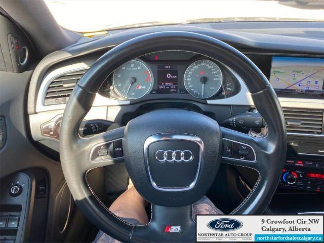 2010 Audi S4 Premium  |LEATHER| SUNROOF| NAVIGATION| SUPERCHARGED|