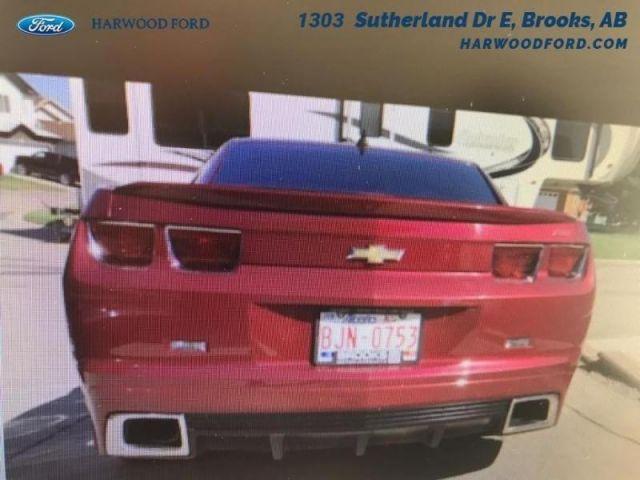 2010 Chevrolet Camaro 2SS-252.71 B/W-LOW MILEAGE