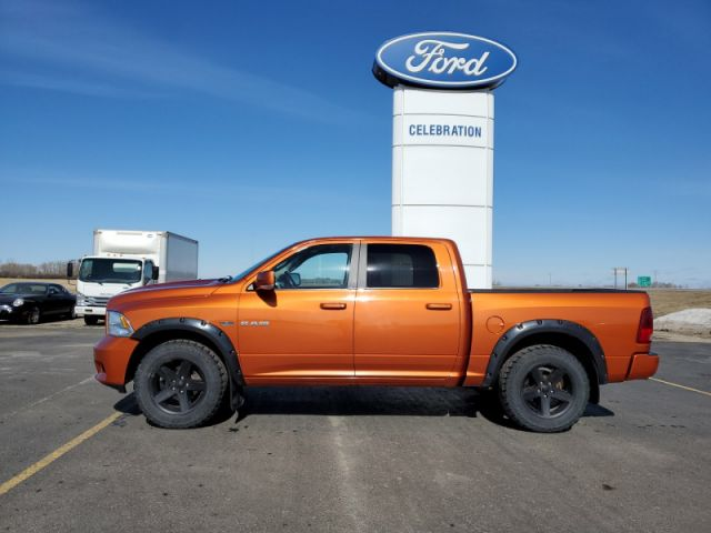 2010 Dodge Ram 1500 Sport  Awesome Color