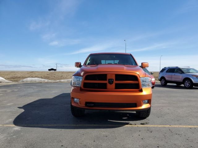 2010 Dodge Ram 1500 Sport  Awesome Color  Awesome Color