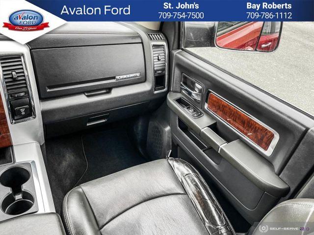2010 Dodge Ram 3500 Laramie Mega Cab 4WD DRW