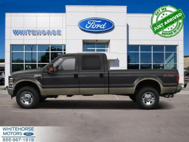 2010 Ford F-350 Super Duty S/D