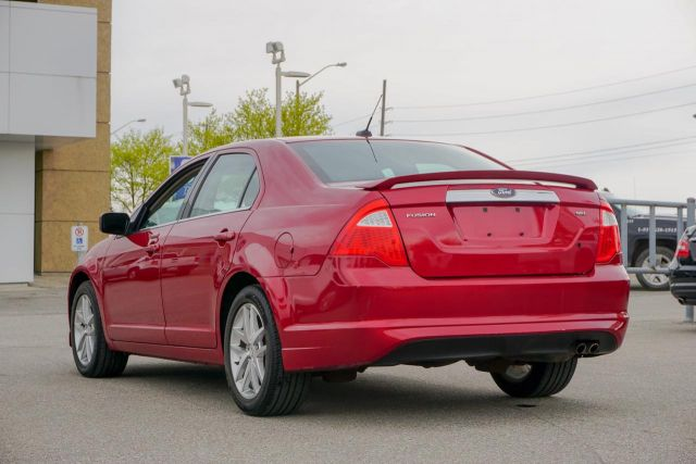 2010 Ford Fusion 4dr Sdn I4 SEL FWD