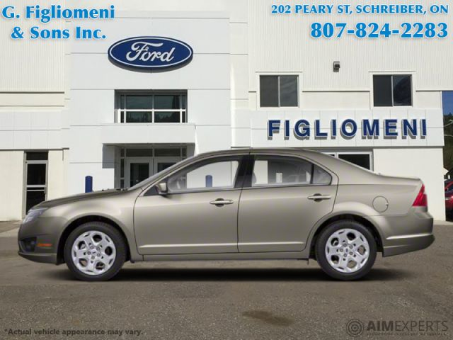 2010 Ford Fusion SEL  - AM/FM STEREO CD - Power Windows