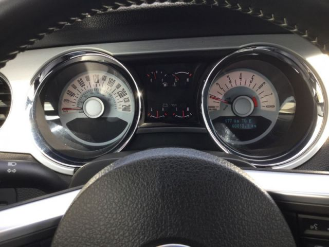 2010 Ford Mustang 2 DR COUPE GT  -  Fog Lamps