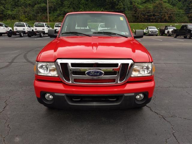 2010 Ford Ranger 4WD 4dr SuperCab 126 XLT