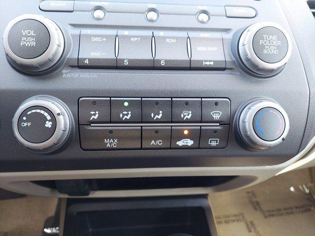 2010 Honda Civic Sdn LX