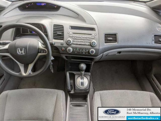 2010 Honda Civic Sedan DX-G   1.8L Rem Start