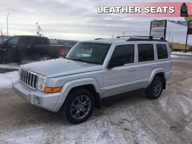 2010 Jeep Commander Sport  -  - Air - Cruise