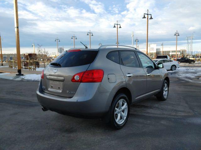 2010 Nissan Rogue SL  - $74 B/W