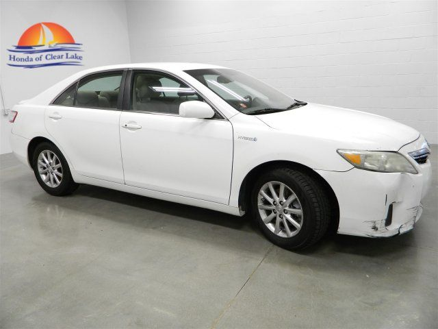 2010 Toyota Camry Hybrid 4dr Sdn