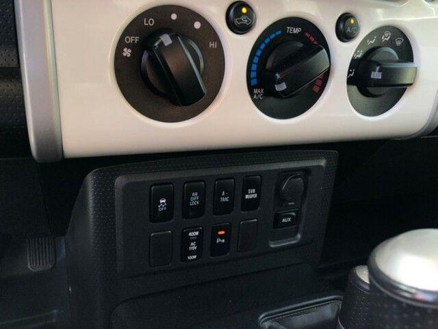 2010 Toyota FJ Cruiser 4WD 4dr Man