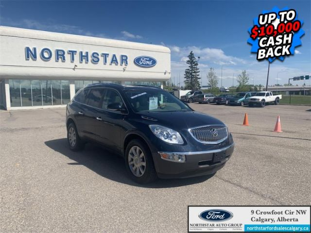2011 Buick Enclave CXL1   LEATHER  MOONROOF  7 SEATER  LOW KMS 