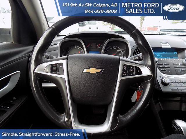2011 Chevrolet Equinox LTZ AWD 1SD