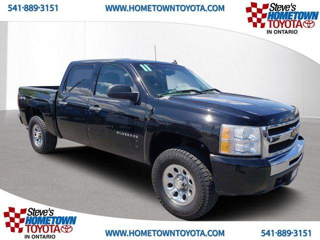 2011 Chevrolet Silverado 1500 For Sale In Ontario Hometown