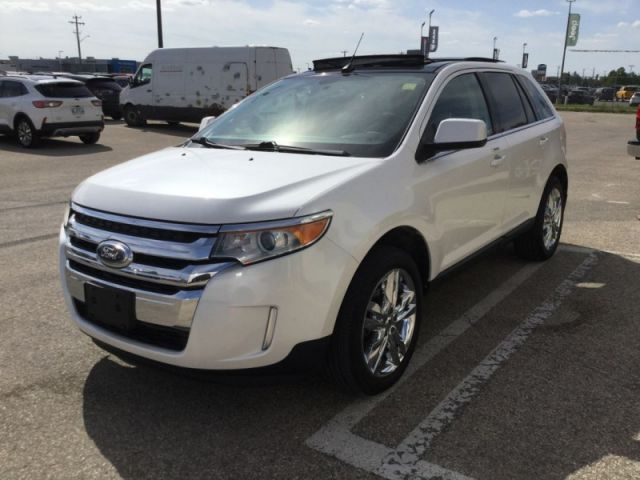 2011 Ford Edge Limited  - Leather Seats -  Bluetooth